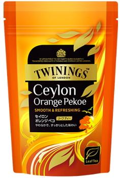 セイロンオレンジペコーのパッケージ