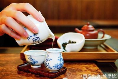 茶芸(工夫式)