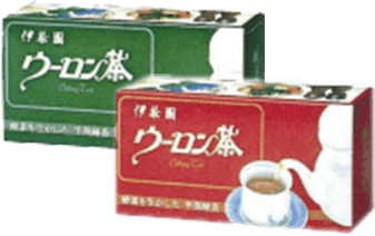 日本初のウーロン茶