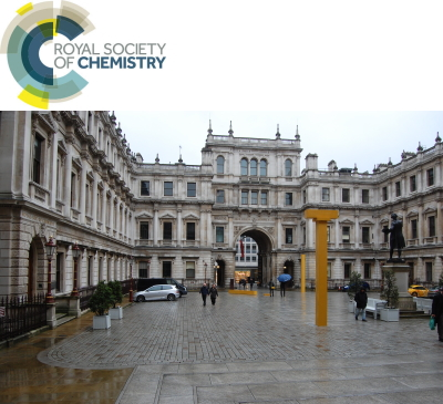 英国王立化学協会(Royal Society of Chemistry)