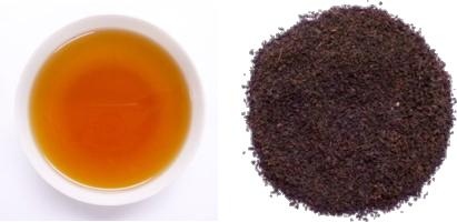 ウダプセラワの茶葉&水色
