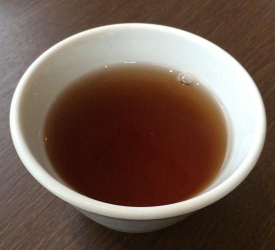 梅干しウーロン茶