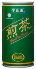 伊藤園で初めて販売された缶入り緑茶