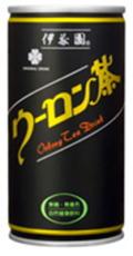 世界初の缶入りウーロン茶(伊藤園)