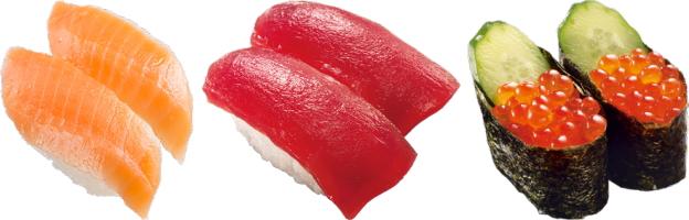 子供の好きな寿司ネタ