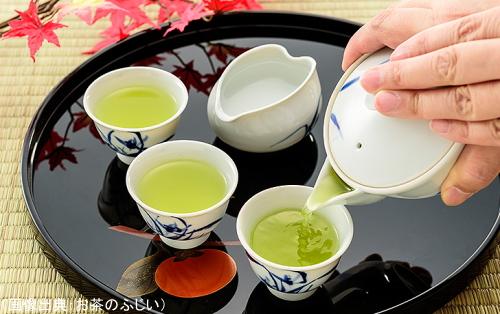 玉露用の茶器