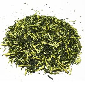 芽茶と茎茶のブレンド