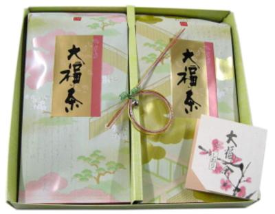 大福茶セット