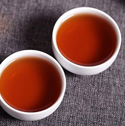 プーアル茶の水色