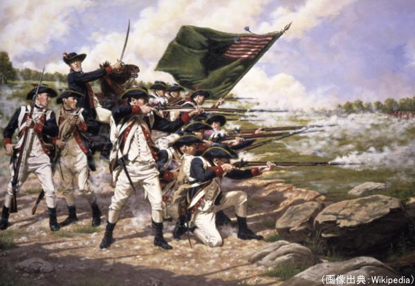 アメリカ独立戦争
