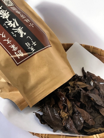 日干番茶(美作番茶)