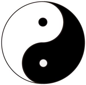 陰陽説のロゴ