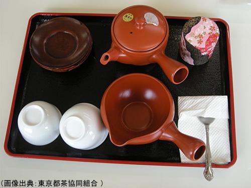 緑茶セット(煎茶道具)